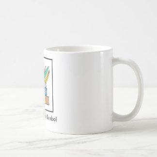 Mug Symbole de paix de Salome