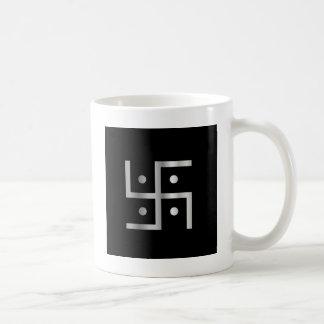 Mug Symbole de svastika d'hindouisme
