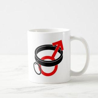 Mug Symbole masculin colleté