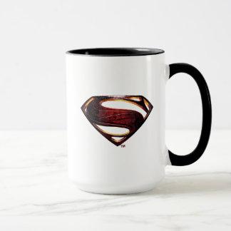 Mug Symbole métallique de la ligue de justice |