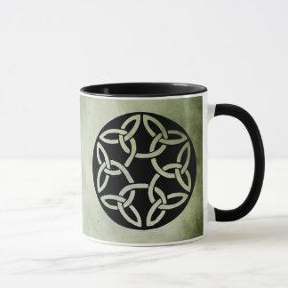 Mug symboles sacrés irlandais celtiques