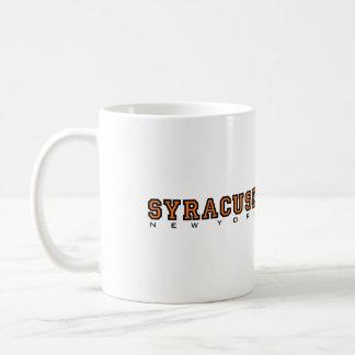 Mug Syracuse, New York - Ltrs2