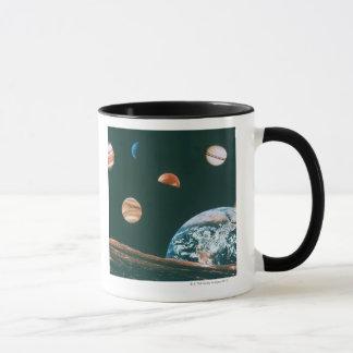 Mug Système solaire