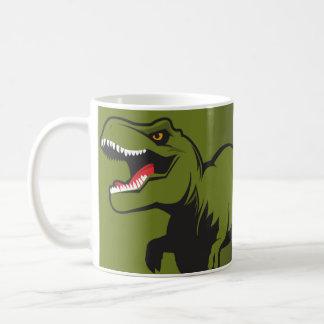 Mug T-Rex a personnalisé des articles
