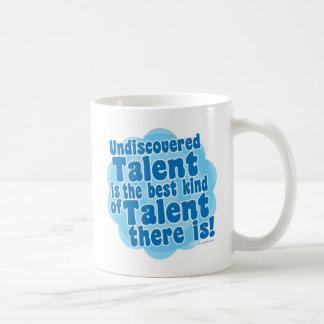 Mug Talent non découvert
