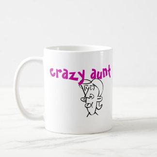 Mug Tante folle