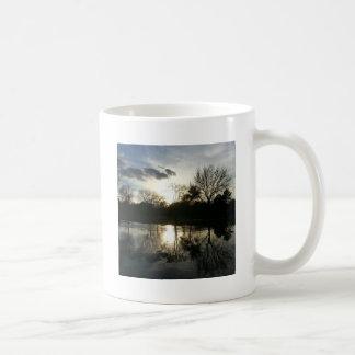Mug Tard au lac (nature et paysage)