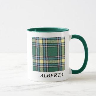 Mug Tartan d'ALBERTA