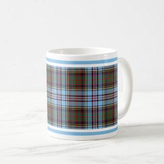 Mug Tartan de clan d'Anderson