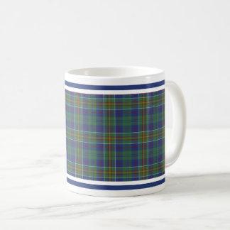 Mug Tartan de clan de chasseur