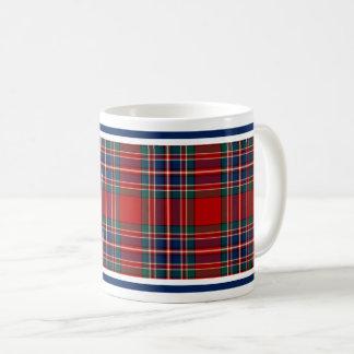 Mug Tartan de clan de MacFarlane