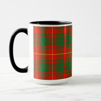 Mug Tartan d'écossais de Bruce