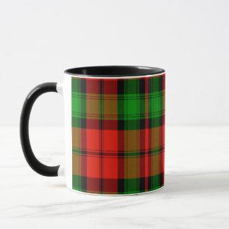 Mug Tartan d'écossais de Carr