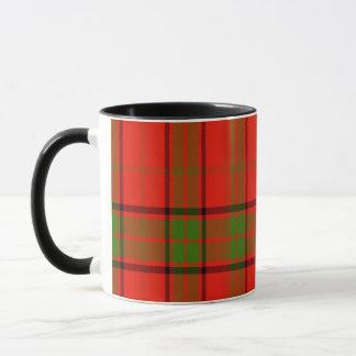 Mug Tartan d'écossais d'Edgar