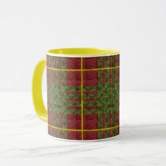 Mug Tartan du nord-ouest Pacifique