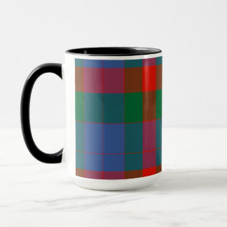 Mug Tartan écossais robuste