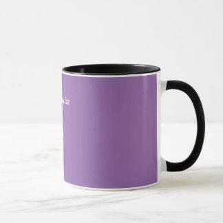 """Mug """"Tasse de thé de YOLO de la maman """""""