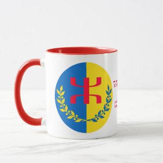 Mug tasse drapeau kabyle