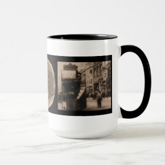 Mug Tasse. Images de vieux Liverpool.