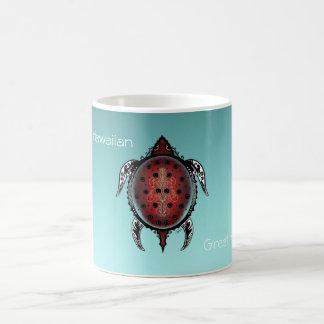 Mug Tatouage de tortue d'imaginaire