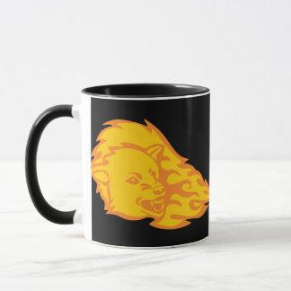 Mug Tatouage flamboyant #3