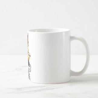 Mug tatouage libre d'oiseau de cru