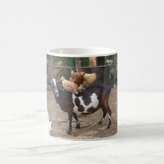Mug Taxi de chèvre