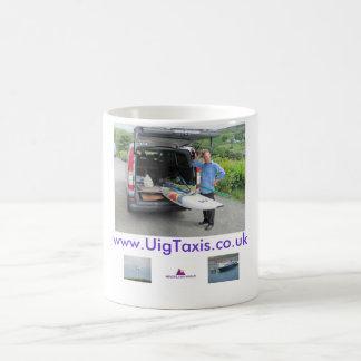 Mug Taxis d'Uig