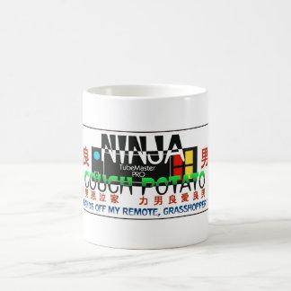 Mug Téléphage de Ninja