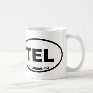 Mug Tellurure le Colorado de téléphone