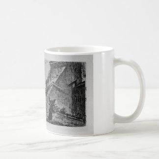 Mug Temple de Janus par Giovanni Battista Piranesi