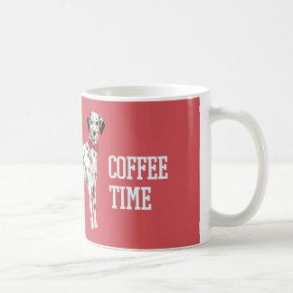 MUG TEMPS DALMATION DE CAFÉ