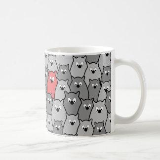 Mug Tenez-vous de la foule