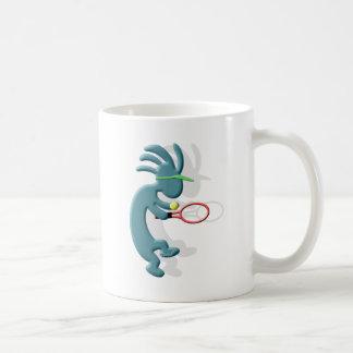 Mug Tennis de Natif américain de Kokopelli