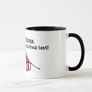 Mug Tente de cirque