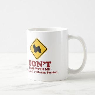 Mug Terrier tibétain
