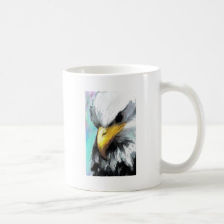 Mug tête d'aigle