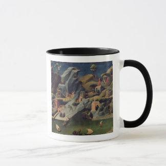 Mug Thebaid, c.1410 (tempera sur le panneau) (voyez