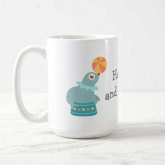 Mug Thème coloré et mignon de cirque