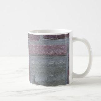 Mug Thème de mur en pierre