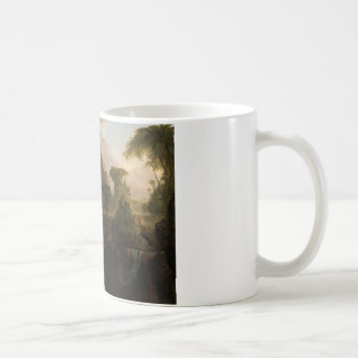 Mug Thomas Cole - expulsion du jardin d'Éden