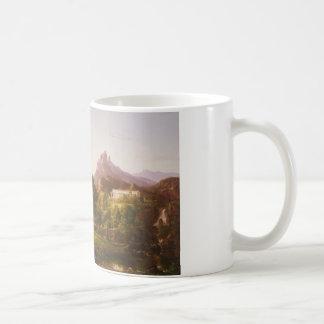 Mug Thomas Cole - rêve d'Arcadie