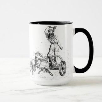 Mug Thor dans son char