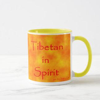 Mug Tibétain dans l'Esprit-Tasse