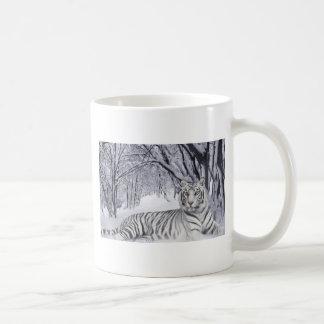 Mug Tigre blanc de neige