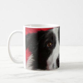 Mug Tim border collie
