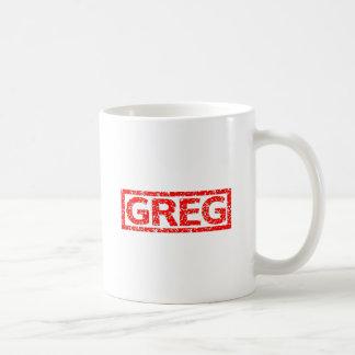 Mug Timbre de Greg