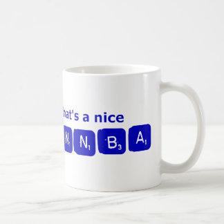 Mug TNETENNBA - Bonjour