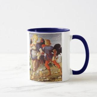 Mug Tobias et l'ange par Andrea del Verrocchio