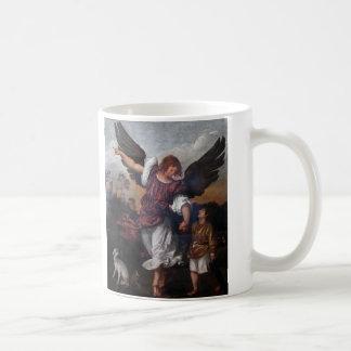 Mug Tobias et Raphael d'Arkhangel - Titian